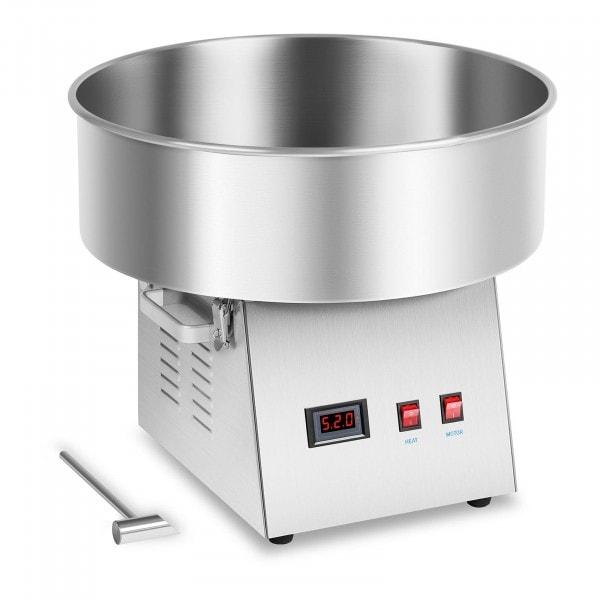 Maszyna do waty cukrowej - 52 cm - LED - amortyzacja drgań