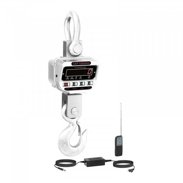 Waga hakowa - 10 t / 2 kg - LED