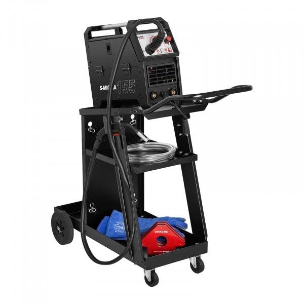 Wózek spawalniczy - 3 półki - 75 kg
