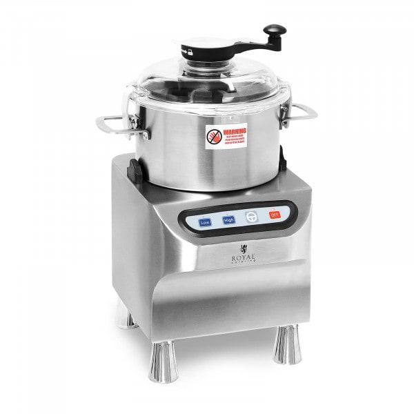 Kuter masarski - 1500/2800 obr./min - Royal Catering - 5 l