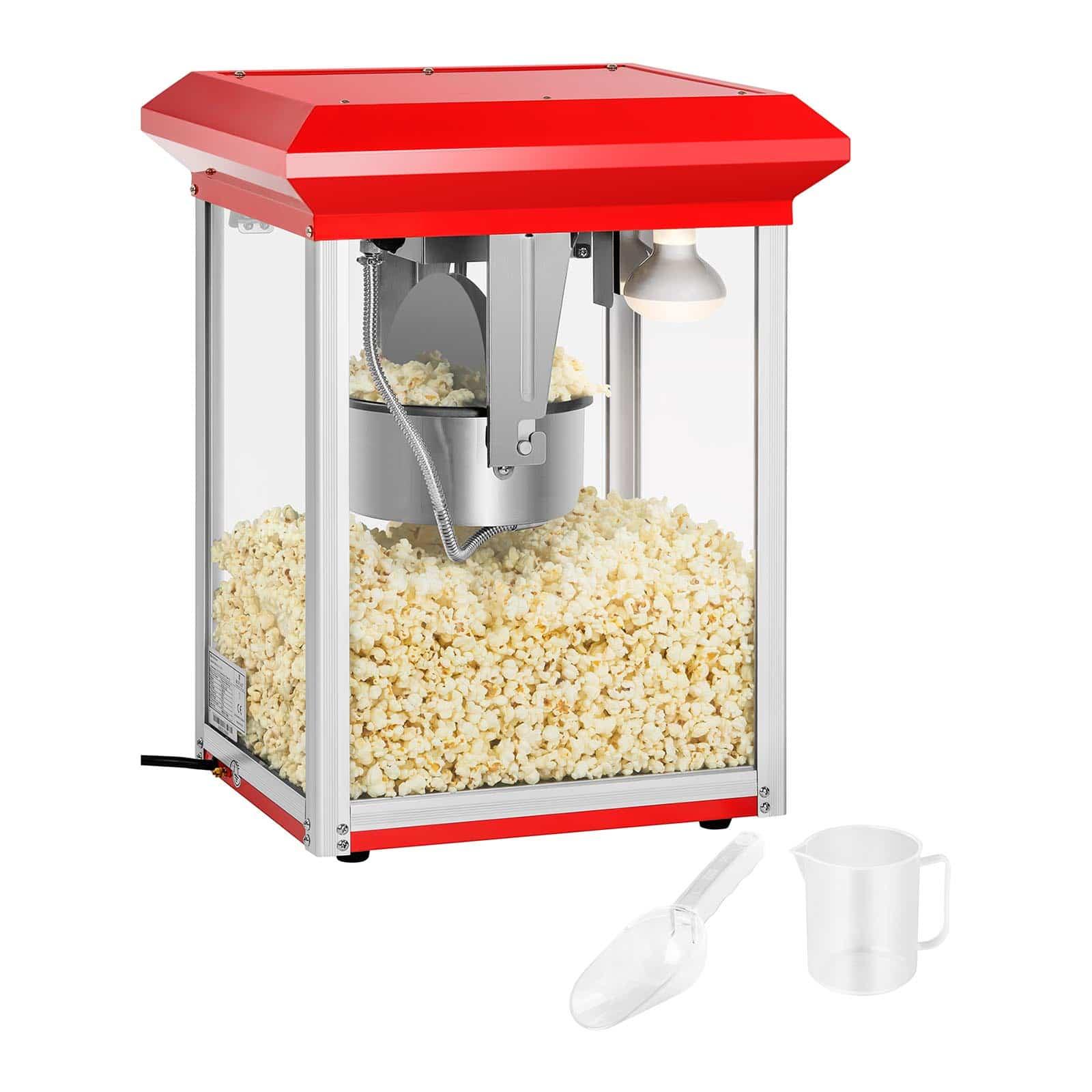 Maszyny do popcornu