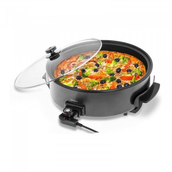 Patelnia do pizzy - elektryczna - 1400W