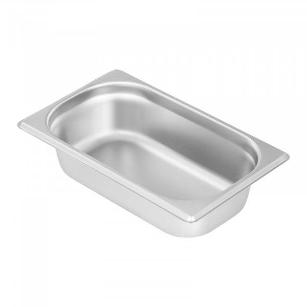 Pojemnik gastronomiczny - GN 1/4 - głębokość 65 mm