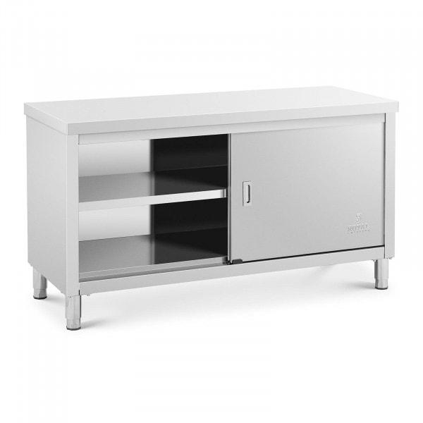 Stół roboczy z szafką - 150 x 60 cm - 600 kg