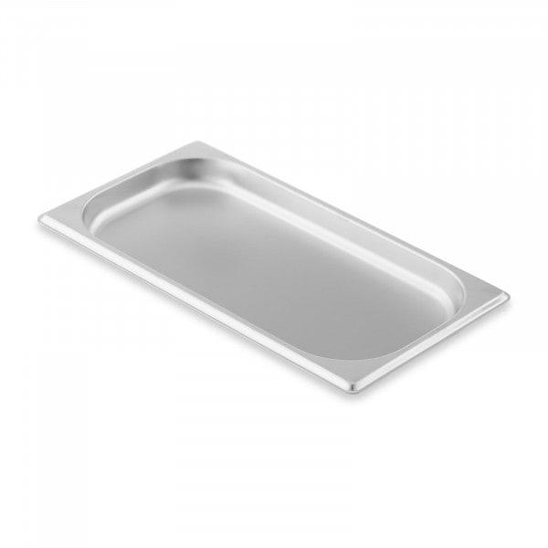 Pojemnik gastronomiczny - GN 1/3 - głębokość 20 mm