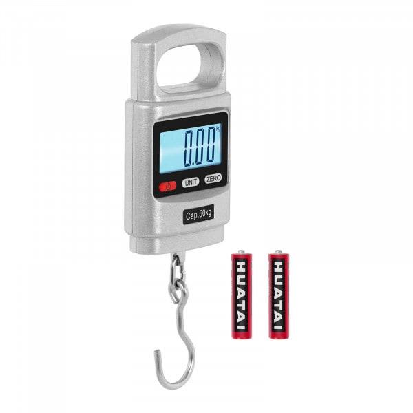 Waga hakowa - 50 kg / 0,02 kg - LCD