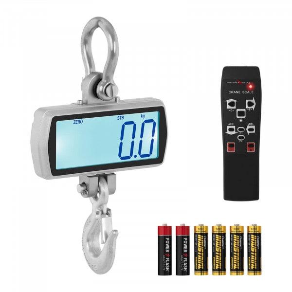 Waga hakowa - 300 kg / 0,1 kg - LCD