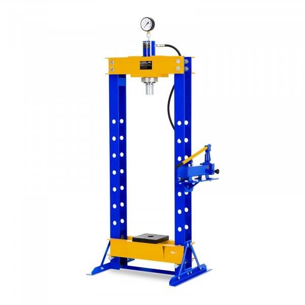 Prasa hydrauliczna - 30 t - 666 bar