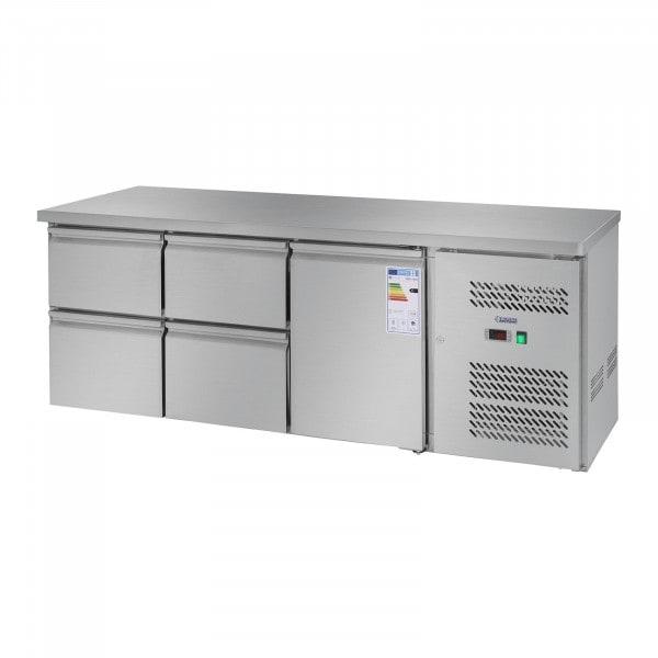 Stół chłodniczy - 403 l - 4 szuflady