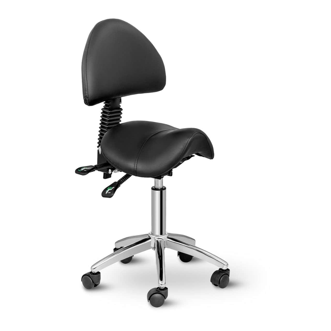 Krzeslo Kosmetyczne Berlin Black Emaks Pl