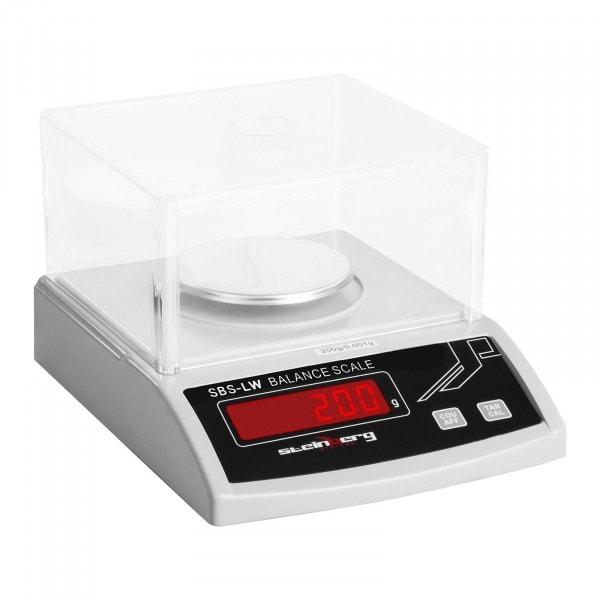Waga laboratoryjna - 200 g - 0,001 g