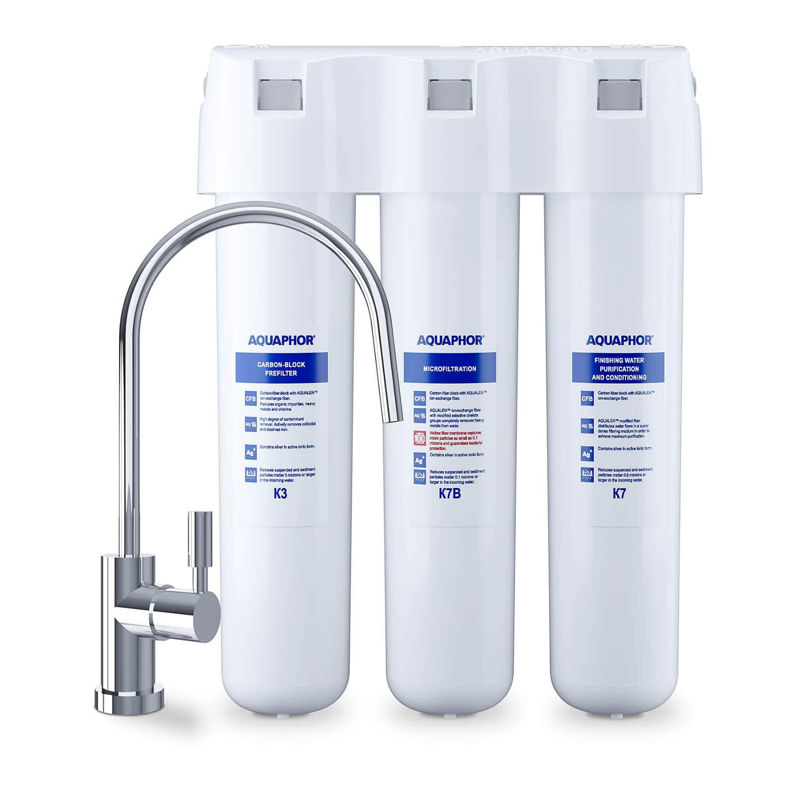 Filtry do wody pitnej AQUAPHOR