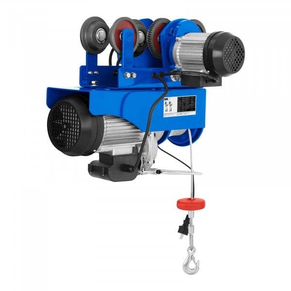 Wciągarka z suwnicą elektryczną - 1000 kg