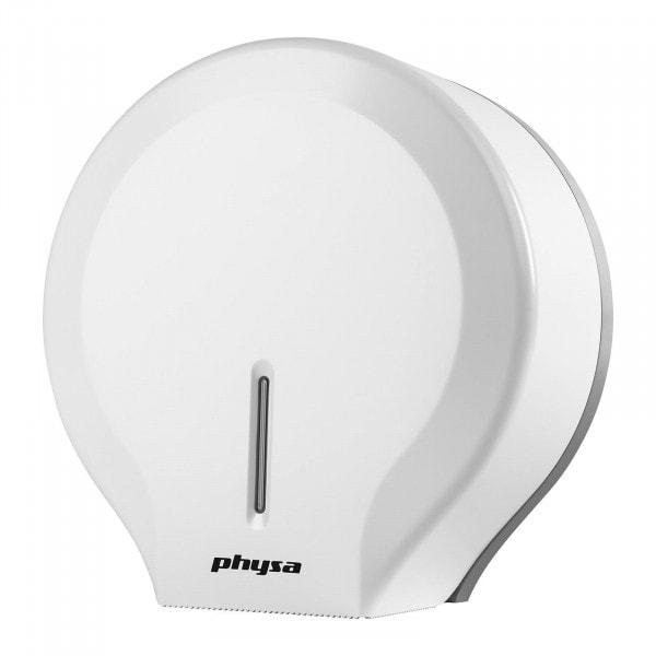 Podajnik na papier toaletowy jumbo Foggia biały