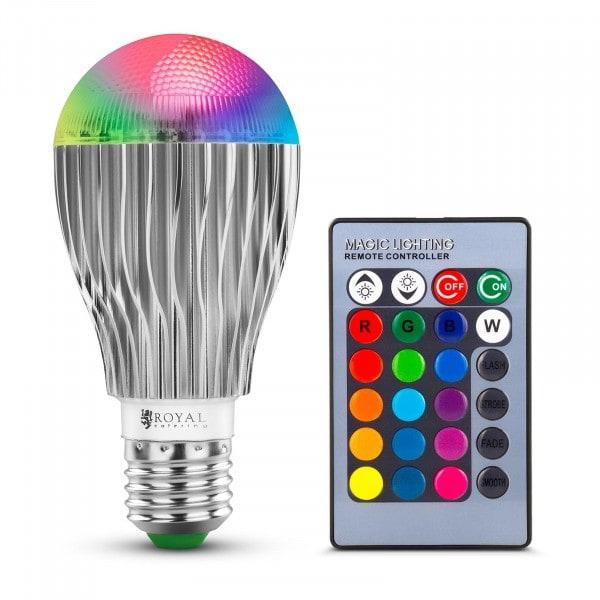 Żarówka LED RGB