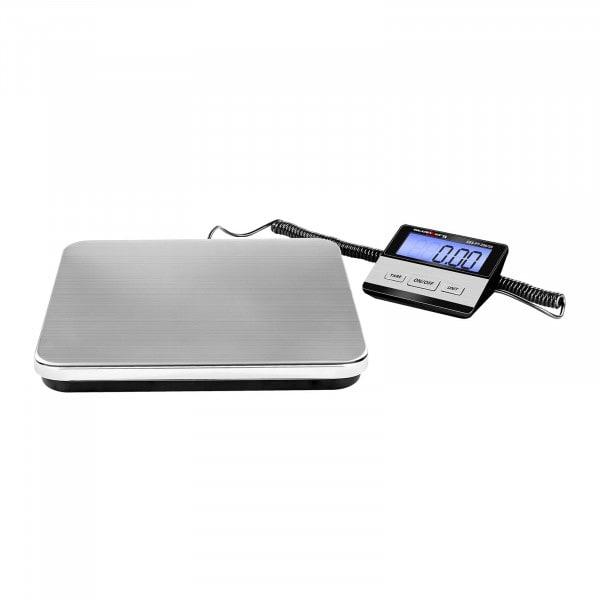 Waga paczkowa - 200 kg / 50 g - terminal LCD - Basic