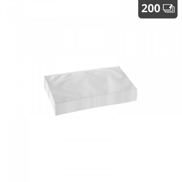 Worki moletowane do pakowania próżniowego - 200 szt. - 15 x 25 cm