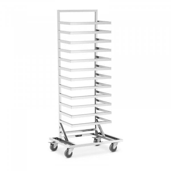 Wózek transportowy - 48 kg - 12 x GN 1/1
