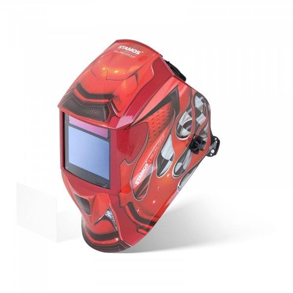 Maska spawalnicza - Red Race - Expert