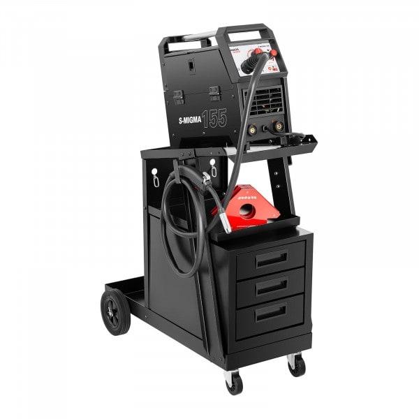 Wózek spawalniczy - 3 szuflady - 75 kg