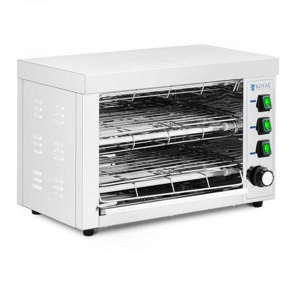 Opiekacz Salamander - 3250 W - 50-300°C